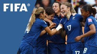 France grow into women's giants