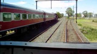 V/line Passenger Train At Dandenong South
