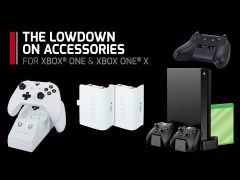 Affordable Charging Accessories For Xbox One Gamers