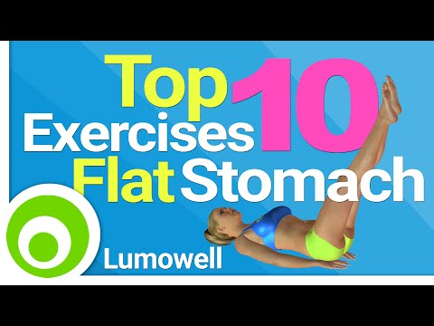 top-10-exercises-for-a-flat-stomach:-best-exercises-to-lose-belly-fat