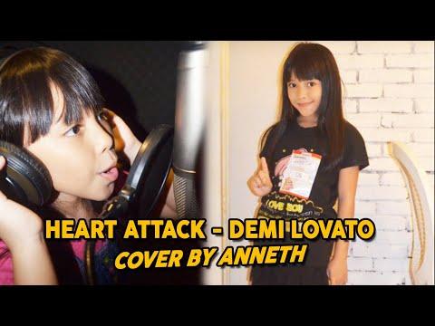 ANNETH  cover HEART ATTACK (by : DEMI LOVATO)