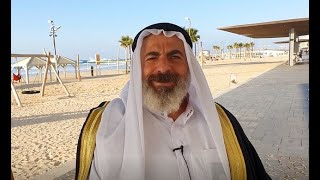 A Palestinian Sheikh Finds Shelter in Jewish Settlement