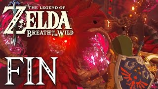 ZELDA BREATH OF THE WILD #FIN | Ganon, Le Fléau