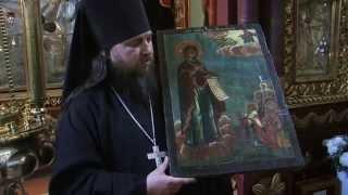 18 июня / 1 июля -- Боголюбской иконы Божией Матери