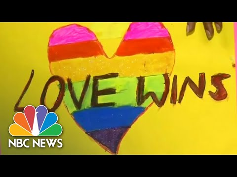 'We Are Finally Free': Campaigners Celebrate Repeal Of Law Banning Gay Sex | NBC News