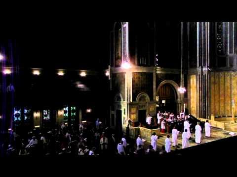 Alleluia! Sing to Jesus, St Bartholomews Church
