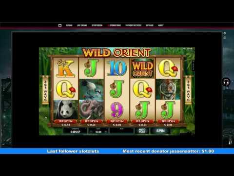 Magic Run On Wild Orient - Mega win