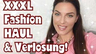 ♡ XXXL Fashion & Schmuck PR Pakete Haul + VERLOSUNG!