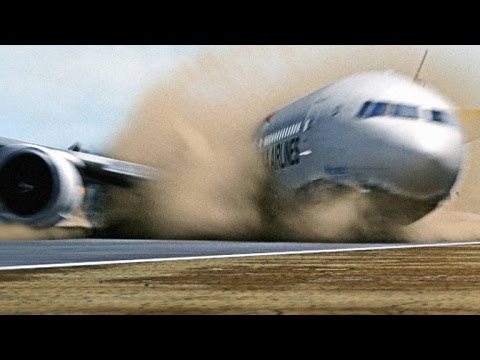 Surviving A Turbulent Crash Landing On The SFO Runway