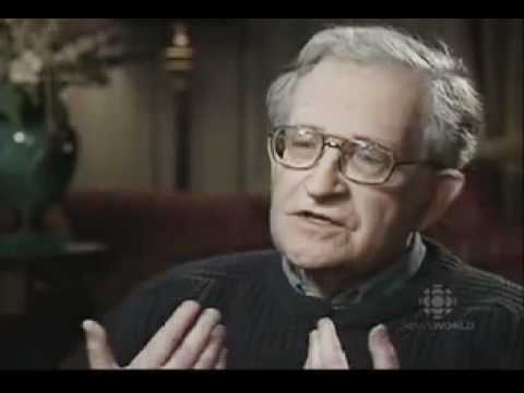 Is the United States of America a leading terrorist state  Noam Chomsky interview HQ