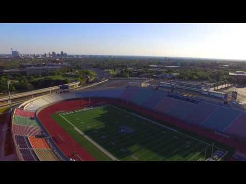 Alamo Stadium San Antonio- Like and Subscribe