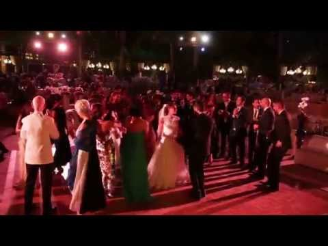 Wedding in One & Only Royal Mirage Dubai by Videographers Dubai