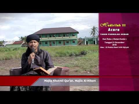 DAFA MEDIA UNDANGAN VIDEO YASIN FADHILAH AKBAR