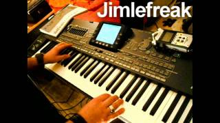korg pa3x greek rumba styles-Demo by Jimlefreak
