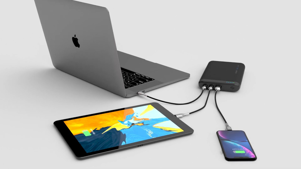Power - Battery Chargers, Power Banks & Adapters   Cygnett