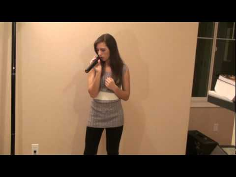 "Me Singing ""Mercy on Me"" by Christina Aguilera ( Cover )"