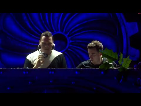HARDWELL and TIESTO TOMORROWLAND 2014 (3/3)