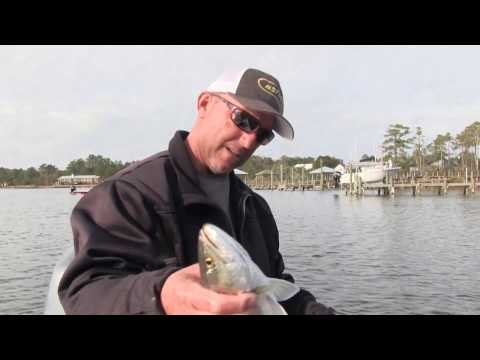 Inshore Trout Fishing With Capt. Ricky Kellum