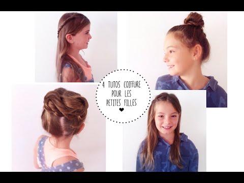 Comment faire une coiffure pour petite fille