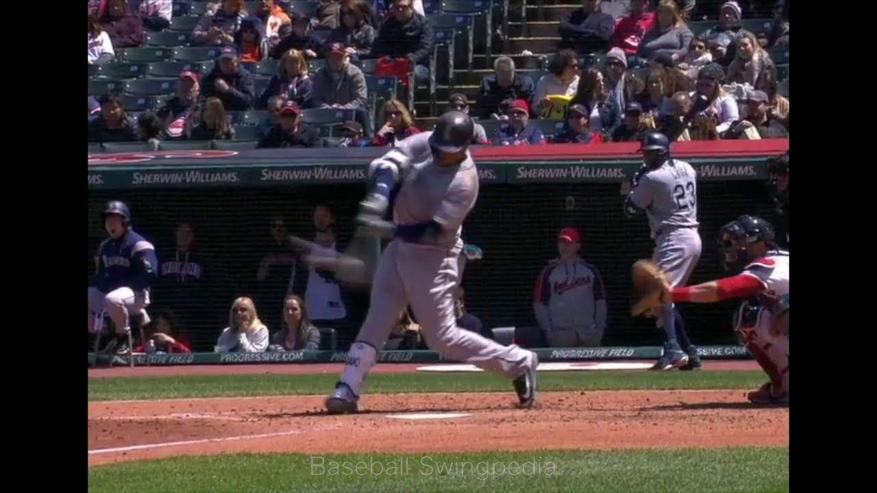 Robinson Cano Home Run Swing Slow ...