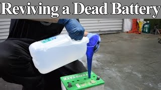 Is it Possible to Revive a Dead Battery with Epsom Salt - See For Yourself thumbnail