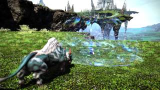 FINAL FANTASY XIV: Heavensward - Job Actions | PS4, PS3