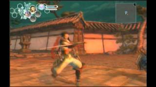 Genji: Days of the Blade (PS3) Gameplay HD