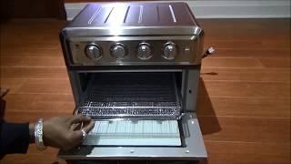 Cuisinart Air fryer Convection…