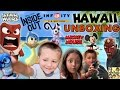 Disney Infinity 3.0 Toys in Hawaii !!! INSIDE OUT & STAR WARS Fun (E3 2015 Toy Haul)