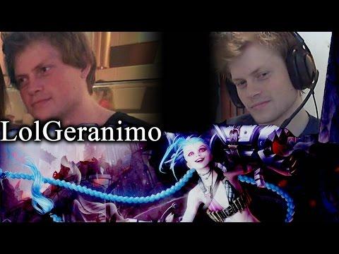 LoLGeranimo jinx featuring Nightblue3 Pantheon 2015-01-27 Season 5