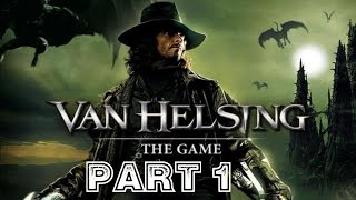 Van Helsing [HD/Blind] Playthrough part 1 (Prologue) [Playstation 2]