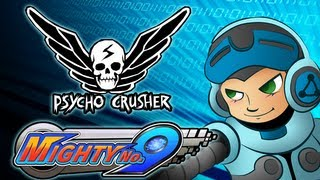Mighty No. 9 Theme (Guitar / Rock Cover) - Psycho Crusher