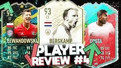 FIFA 20: BRUTALES TEAMWORK - SPIELERBEWERTUNG VON LEWA 94, BERGKAMP, COSTA USW. | PLAYER REVIEW #4