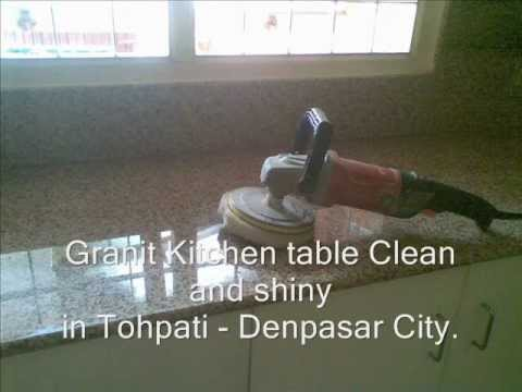 Polishing Marble - Carpet / sofa Cleaning Service - General Cleaning Service in Bali