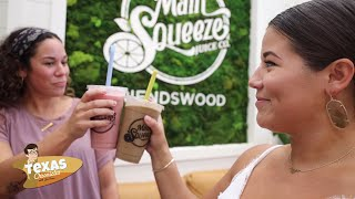 Texas Chronicles Pit Stop: Main Squeeze Juice Co. in Friendswood, Texas