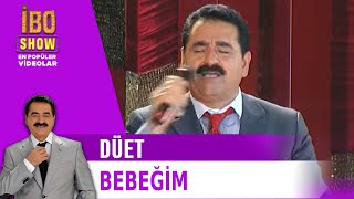 Обложка Bebeğim İbrahim Tatlıses Sibel Can Düet Canlı Performans İbo Show 2001