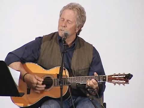 Guitarist Chris Hillman at the Library of Congress