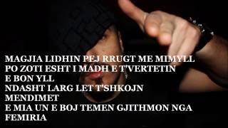 DMC aka Babloki - Qellim Pa Fitim (Lyrics  HD)