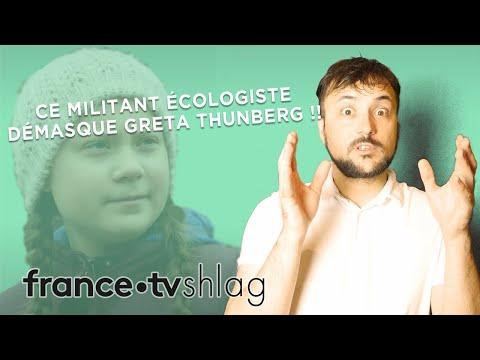 CE MILITANT ÉCOLOGISTE DÉMASQUE GRETA THUNBERG !! FRANCETV SHLAG (Ft. Benzaie)
