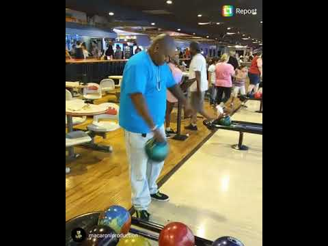 How to bowl a clean strike every time‼️🎳