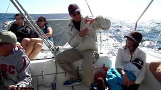 Catamaran versus Monohull