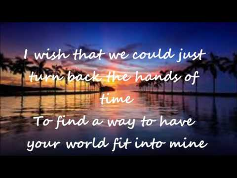 You and You Alone by Vince Gill