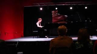 Liebestraume Notturno III, F. Liszt, Rachel Silverberg