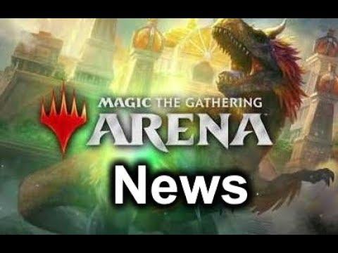 MTG Arena News - Dominaria Release, Events and Economy Updates