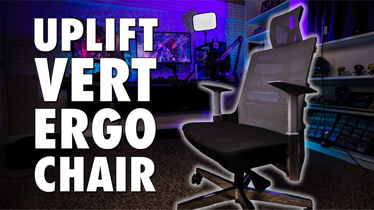 Is The Uplift Vert Ergo Chair Better For Gaming Youtube