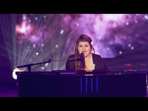 Tiziana Gulino - A Thousand Years - Live-Show 1 - The Voice of Switzerland 2014