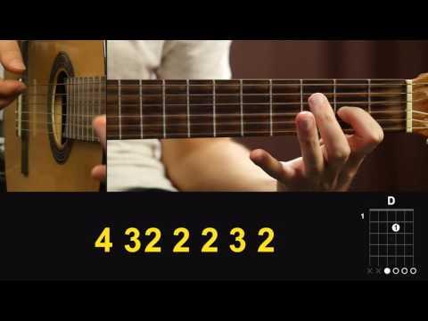 Как играть на гитаре любэ позови меня тихо по имени
