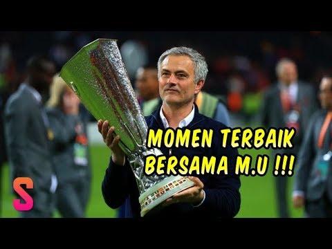 6 Momen Terbaik Jose Mourinho di Manchester United Mp3