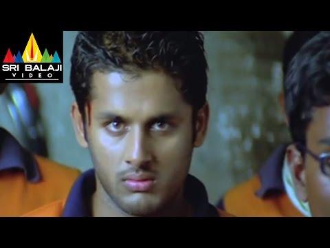 Sye Telugu Movie Part 11/12 | Nithin, Genelia, S S Rajamouli | Sri Balaji Video