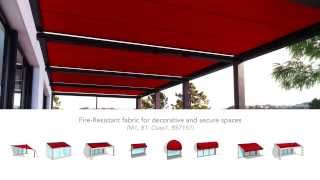 Fire & water resistant fabric : Alto FR by DICKSON®
